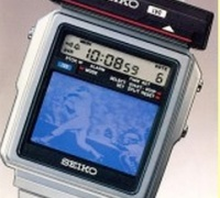 seiko tv watch connector unit