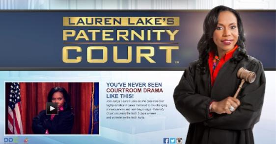 paternity court tv