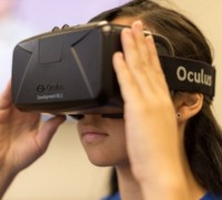 Oculus Rift goggles