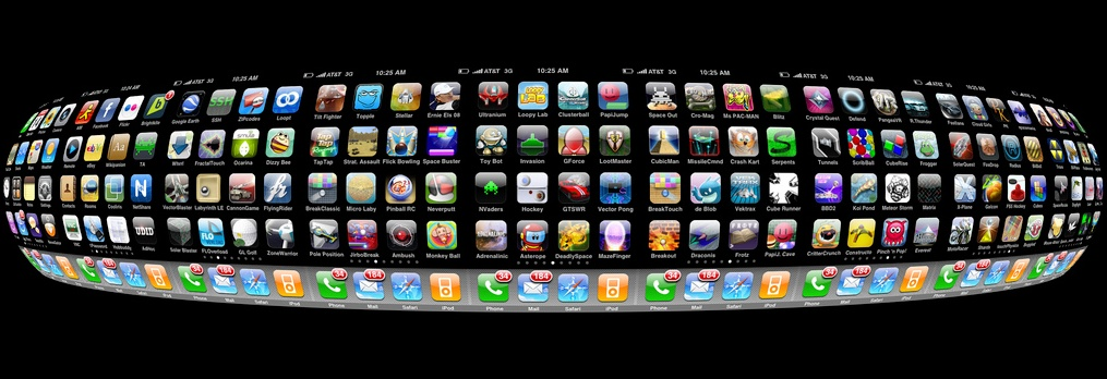 my small set of iphone apps