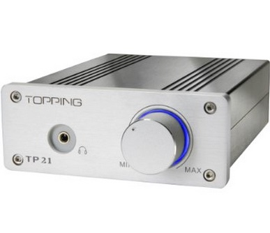 Topping T21 amp for dorm room