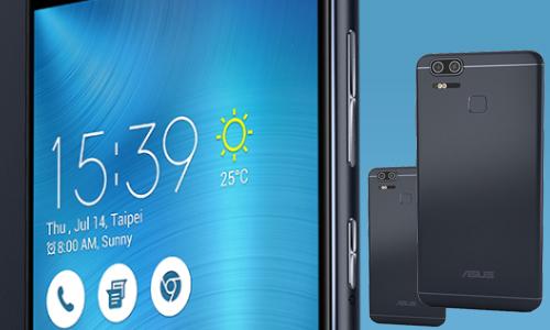 ZenFone 3 Zoom Smartphone